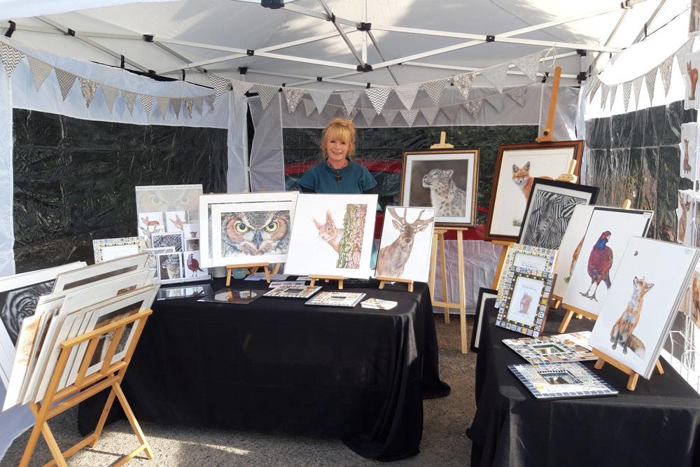 Beacon Hill village fair and street market