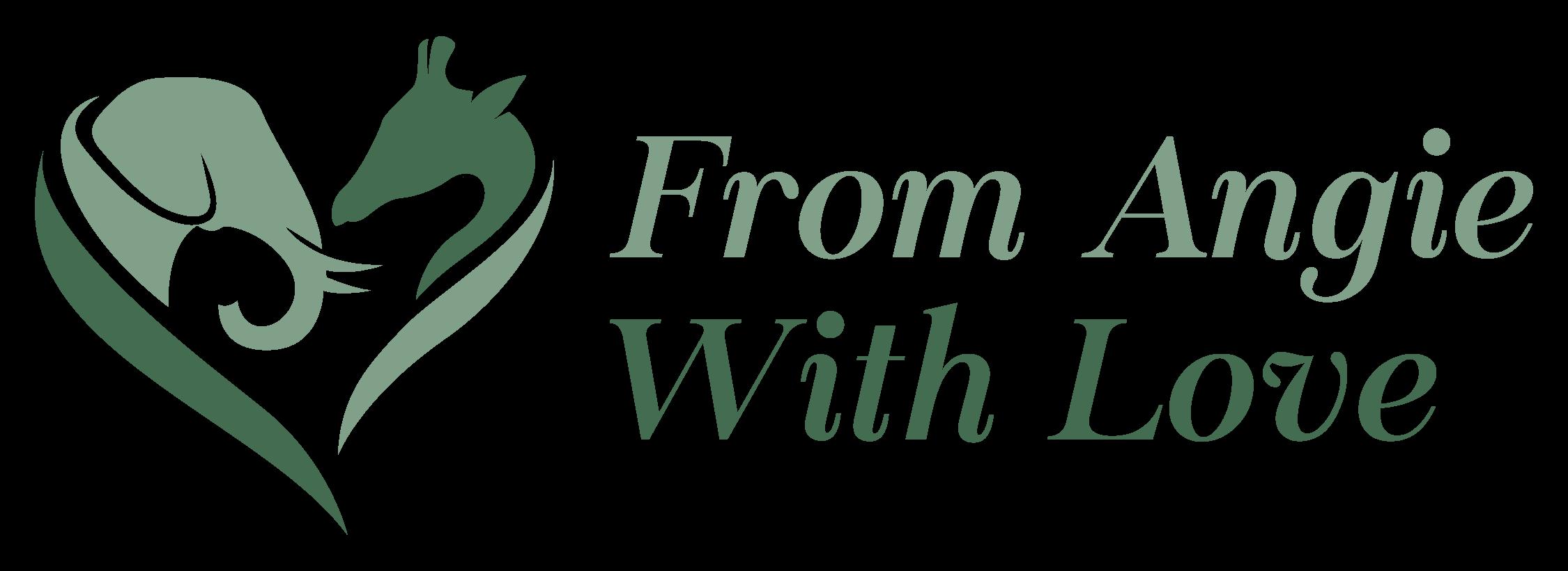 Wildlife Portrait Artist Logo