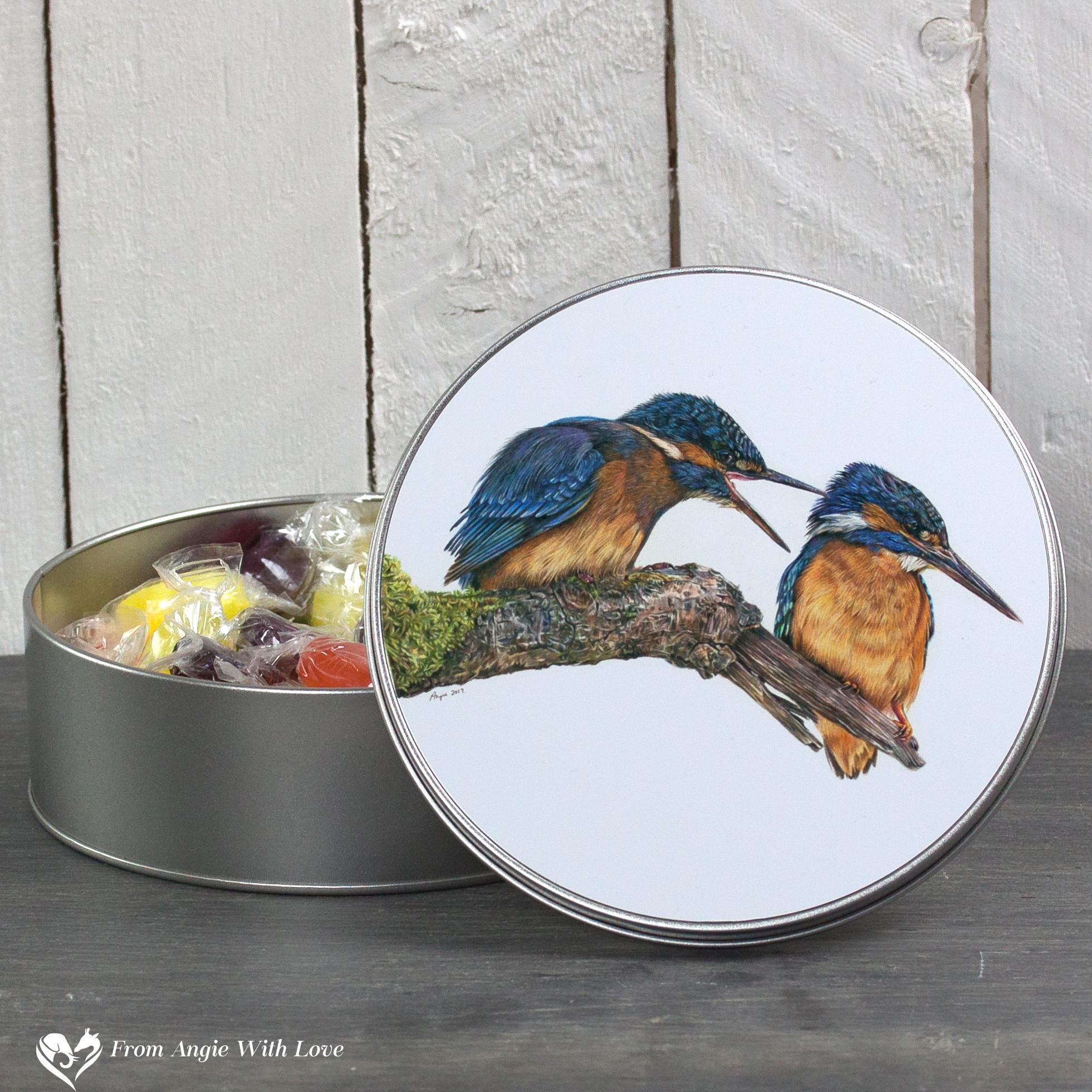 Kingfisher Tin - Domestic Bliss